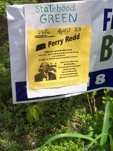 Support Perry Redd