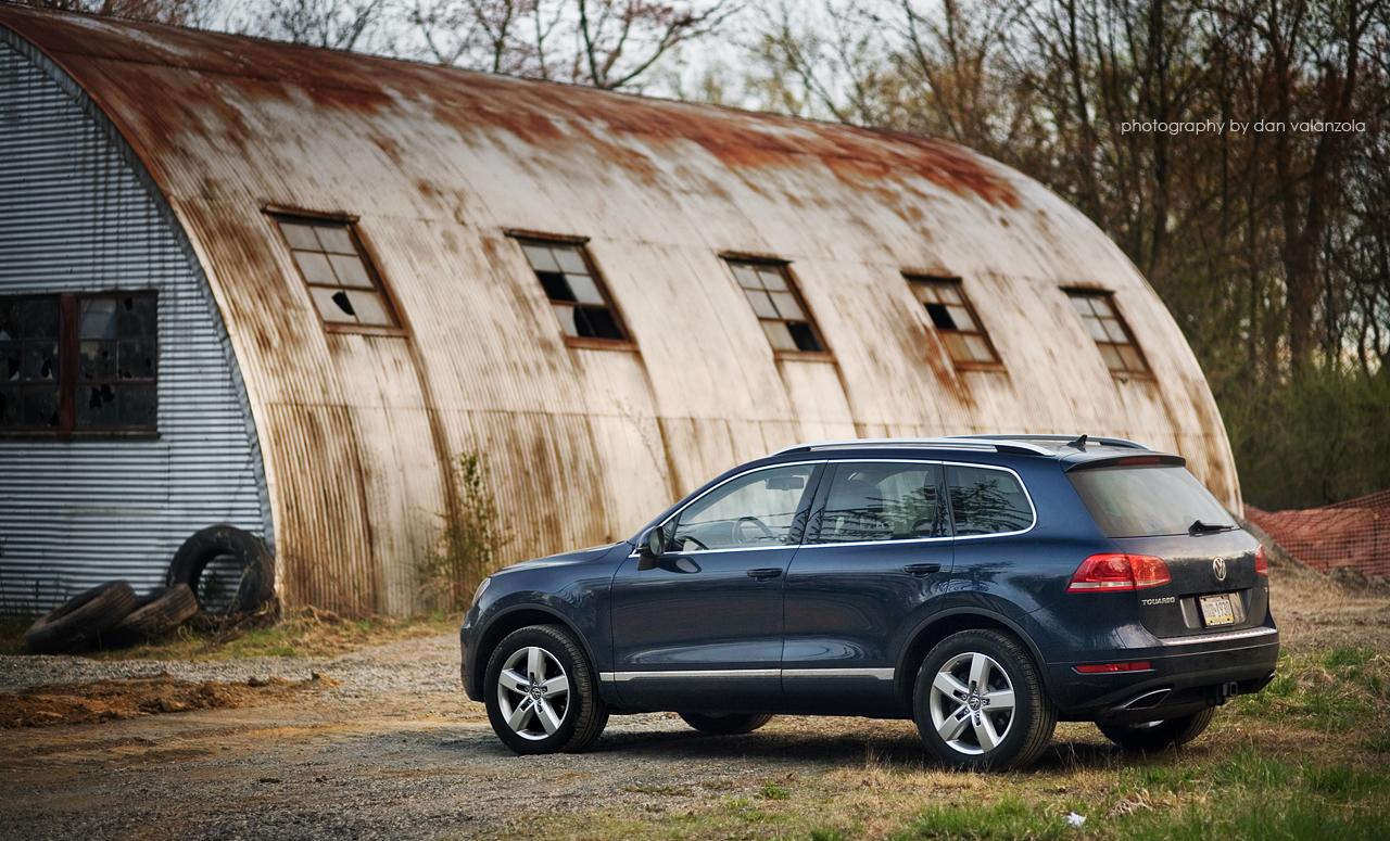 VW Touareg Diesel