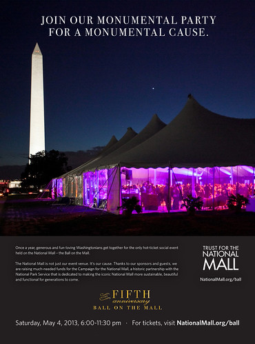 The 5th Annual Ball on the Mall