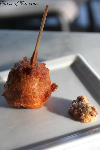 Venison Corndog - Mudddy Leek Snack Bites