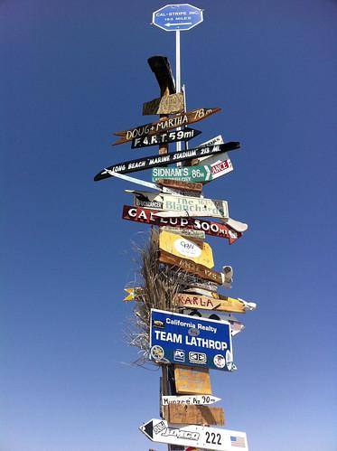 Sign Tree