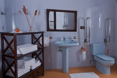 Baño. Casa María La Carbayeda
