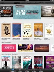 iBooks Home Page