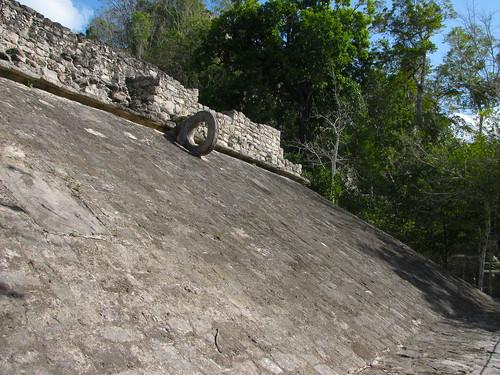Juego de la pelota maya