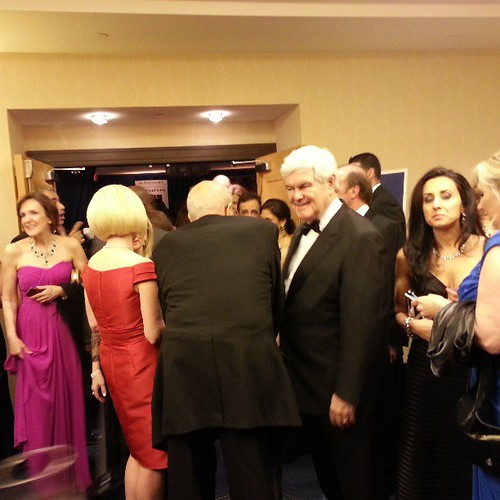 #whcd Newt Gingrich