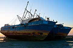 Sunset & Boats 005