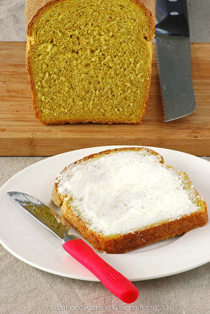 Whole wheat and corn bread