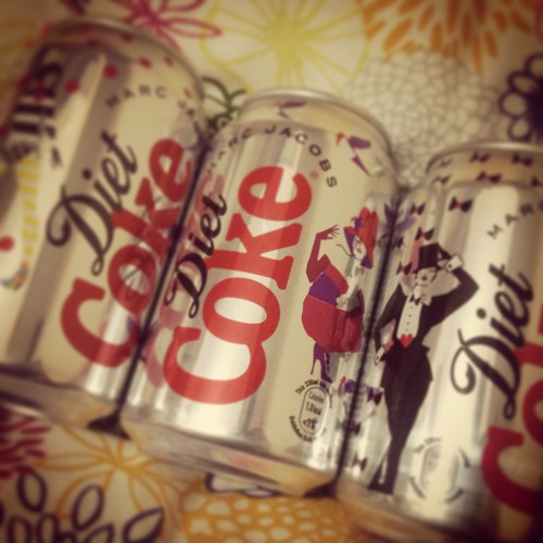 diet coke - marc jacobs