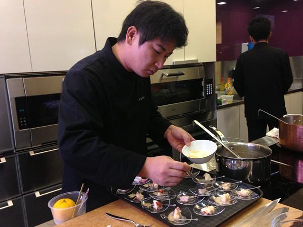 Gourmet Japan 2013 - Chef Kazuhiro Hamamoto Ki-Sho, Scotts Road-008