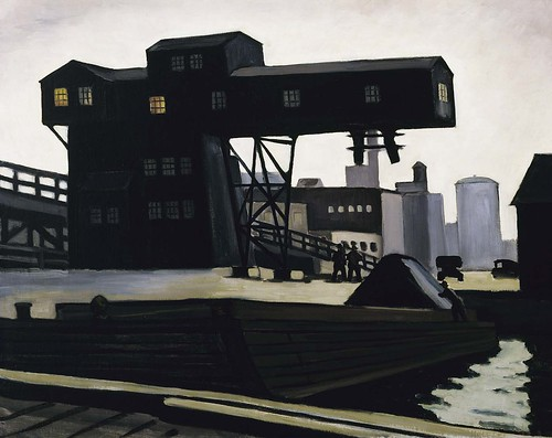Max Arthur Cohn, Coal Tower