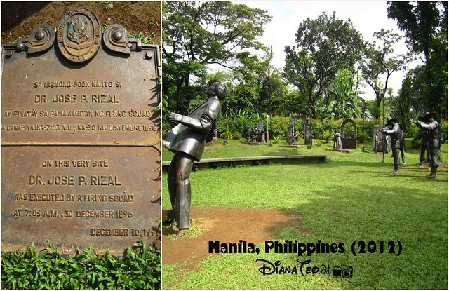 Day 4 - Philippines Rizal Park 07
