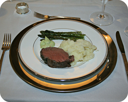 Slow Roasted Beef Tenderloin with Basil Parmesan Aioli