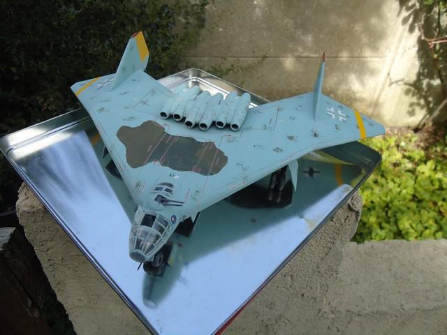 """Opération """"Kill the King"""" [ Arado Ar. E.555 Revell 1/72 ] 8697214568_769e276663_z"""