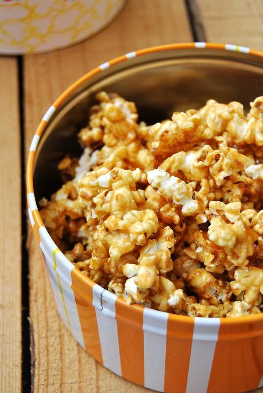 Caramel Pop Corn