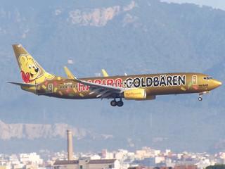 Plane Spotting Majorca