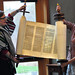 Holding the Torah At the Bar Mitzvah by bethisrael1