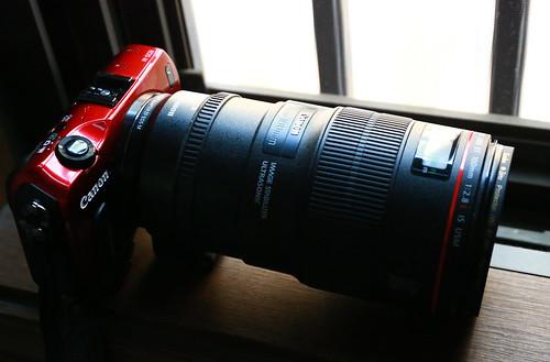 EOS M + EF100mmF2.8L