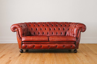 Red Chesterfield