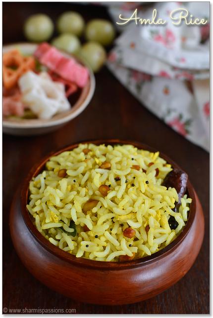 Gooseberry Rice Recipe