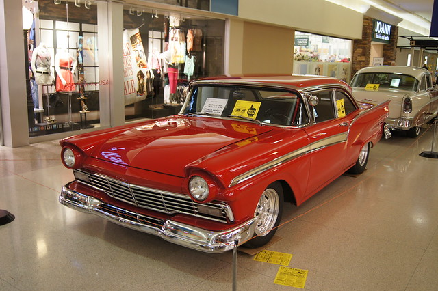 Used Car Finder >> 57 Ford Fairlane 500 | Flickr - Photo Sharing!