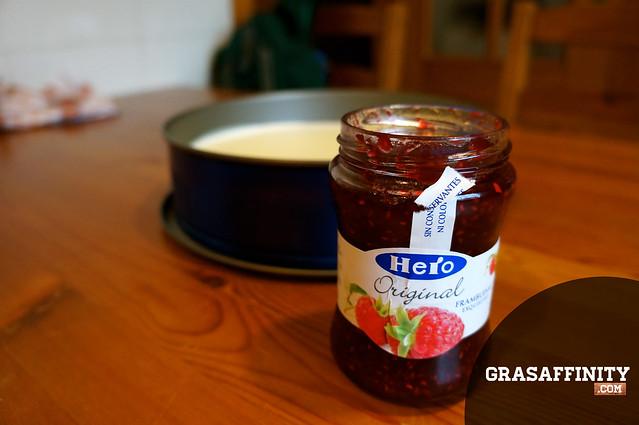 Cómo hacer la tarta de queso // Grasaffinity recetas