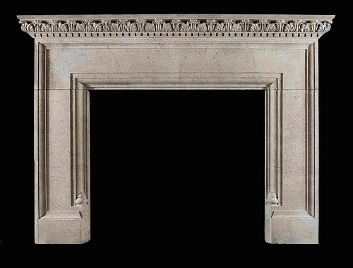 Hathrop Fire Surround by StLukesHeritage