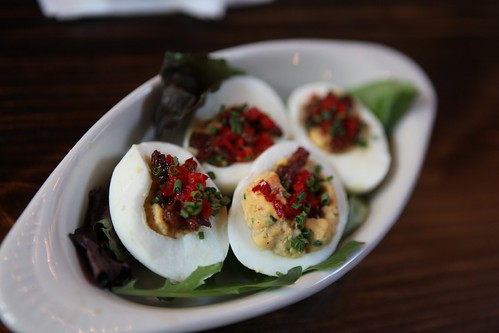 Redford SF: Deviled eggs