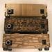 texture box plywood 3mm laser cut by tonylight