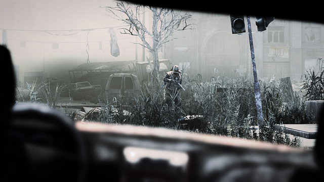 Metro Last Light - Screenshot 2