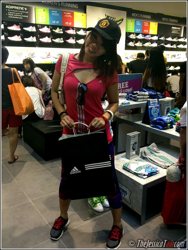 the latest 37927 d3bbb BOOST your run! I sure did. Love my new Energy BOOST by adidas Malaysia!