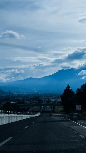 Un atardecer más en Puebla.