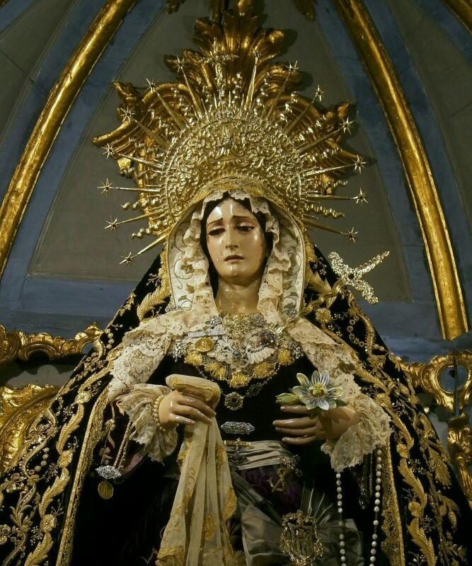 María Santísima de los Dolores, Huelva