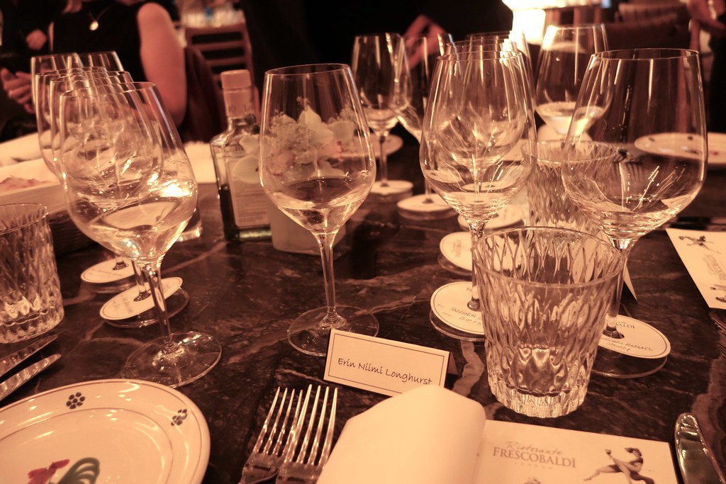 Frescobaldi Winemaker's Dinner