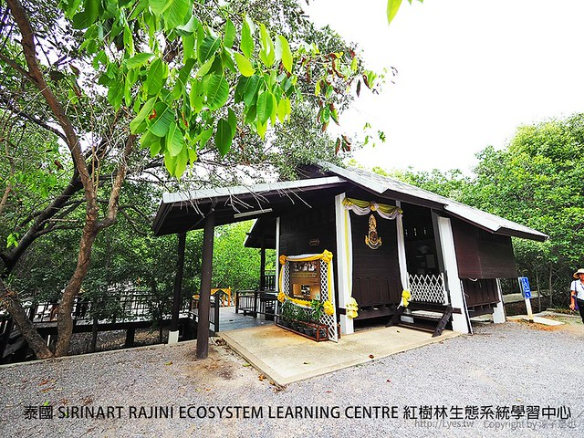 泰國 SIRINART RAJINI ECOSYSTEM LEARNING CENTRE 紅樹林生態系統學習中心 28