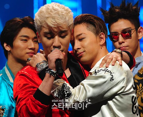 Big Bang - Mnet M!Countdown - 07may2015 - Star MK - 10