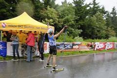 Výjezd na Šerlich na kolečkových lyžích - testování trpělivosti