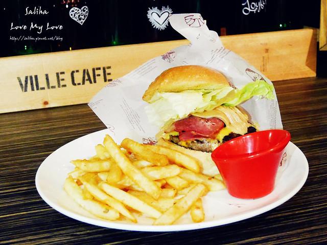 公館站美食餐廳聚餐推薦ville義大利麵漢堡美式餐廳 (27)