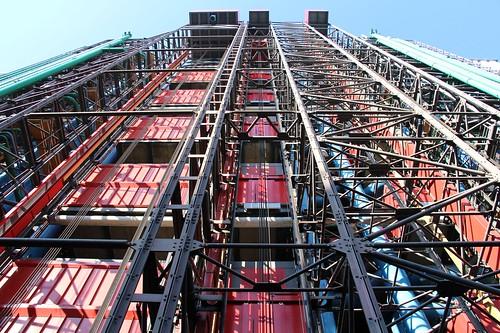 Paris - Centre Georges Pompidou
