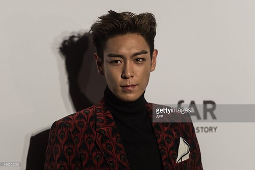 TOP - amfAR Charity Event - Red Carpet - 14mar2015 - Getty Images - 11