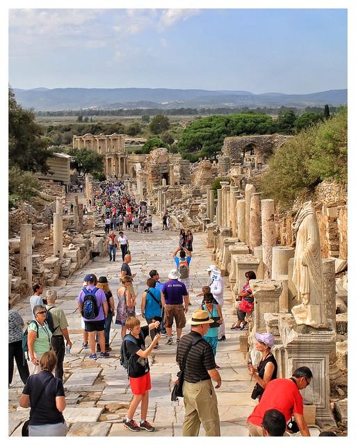 Curates Street, Ephesus