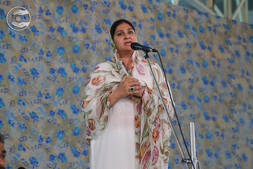 Mani Ahuja from Gurgaon, Haryana expresses her views
