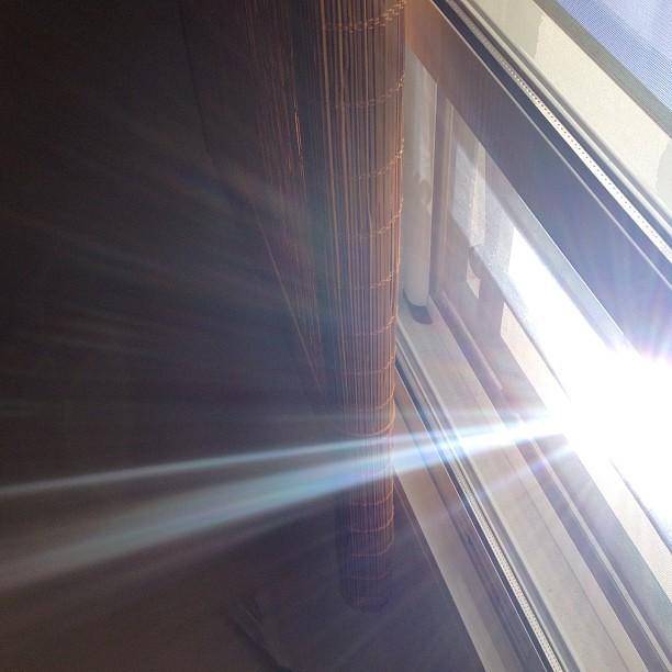 Un rayo de sol #sensefiltres