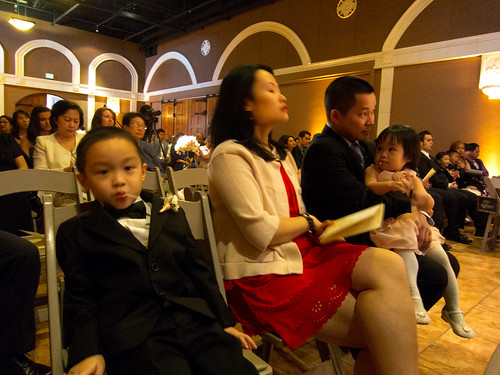 Anh Dat's Family at the Wedding