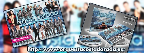 Orquesta Costa Dorada 2013 - Promo CD