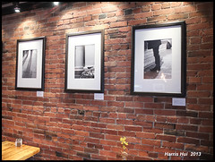 My Picture Exhibition in The Baker & The Chef