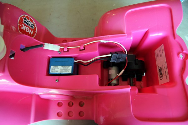 Turning Vapid To Rapid  How To Hotrod A Power Wheels