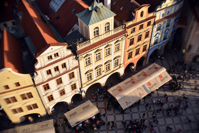 Prague Old Town From Above 8