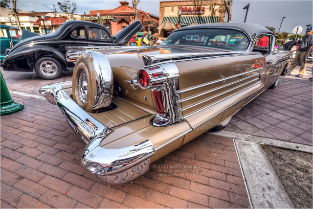 1958 buick oldsmobile