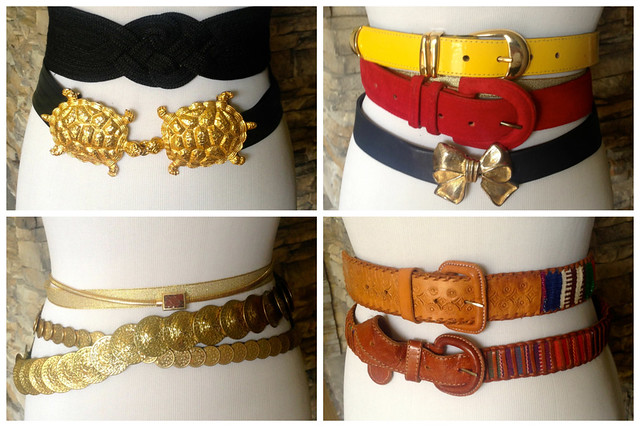 collage belts