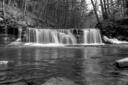 waterfalls hdr wny varysburg stonybrookcreek